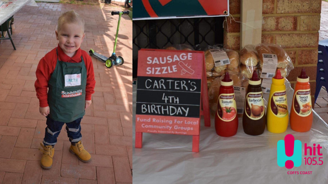 "This Mum Threw Her Son a ""Bunnings"" Themed Birthday!"