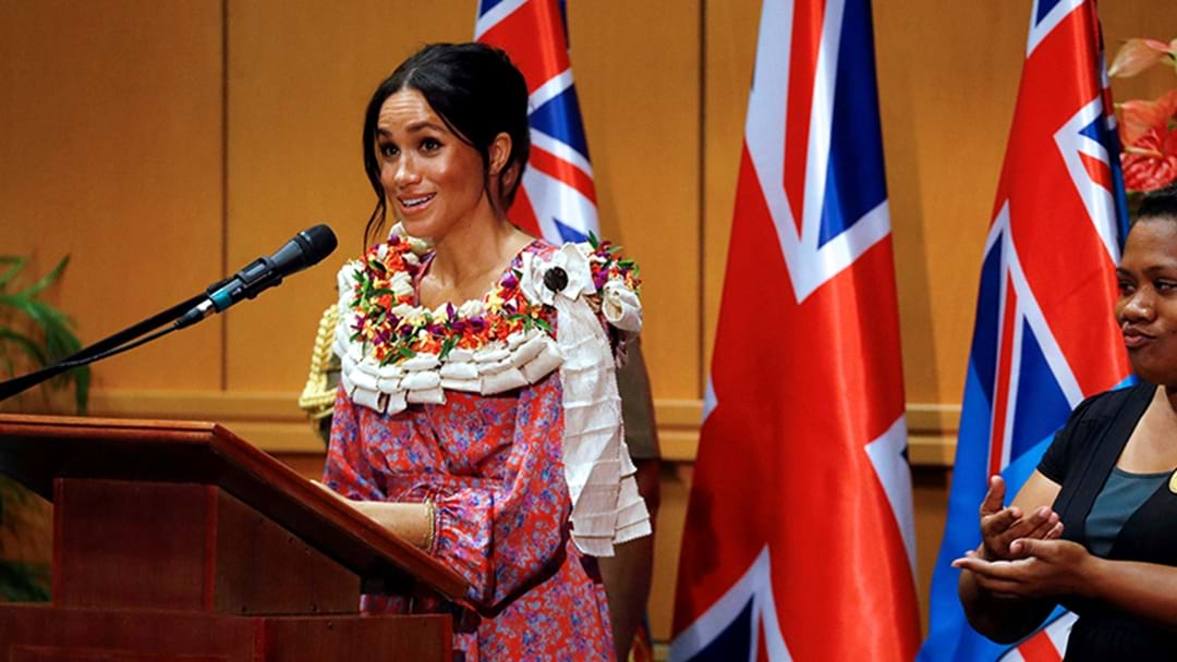 Meghan Markle Gives Powerful Speech About Education For Women