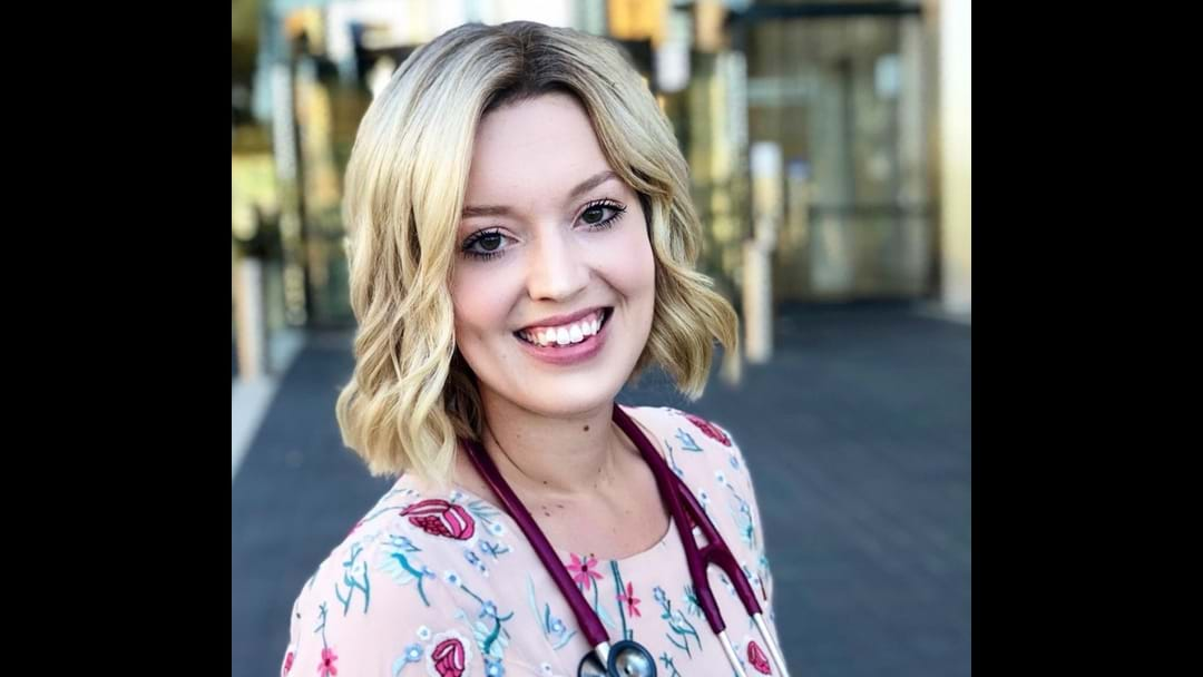 Bendigo Dr Skye Kinder Victorian Young Australian of the Year