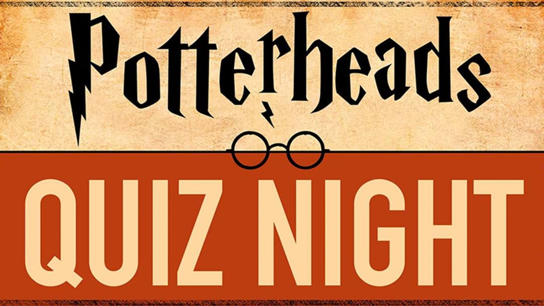 The Ultimate Harry Potter Quiz Night Is Happening In Perth