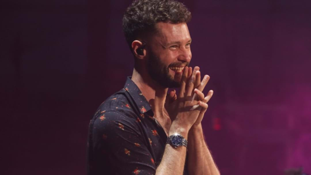Calum Scott Reveals He Wrote New Track To Share His Coming Out Story