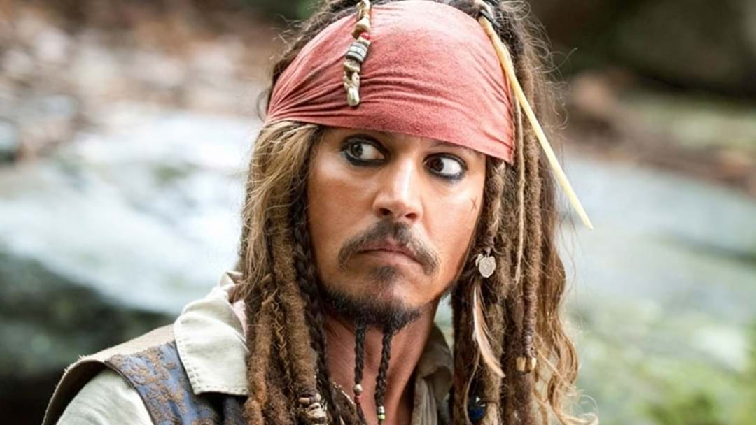 Johnny Depp Ditched As 'Captain Jack Sparrow' As Disney Announces A Reboot