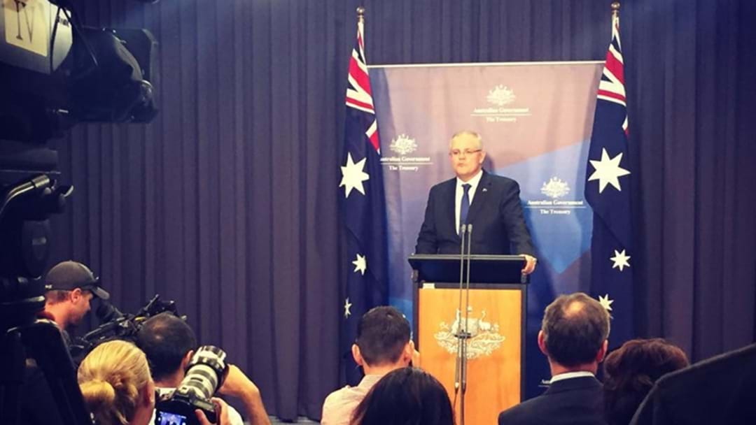 We Grilled Prime Minister Scott Morrison About The Children Who Are Stuck On Nauru