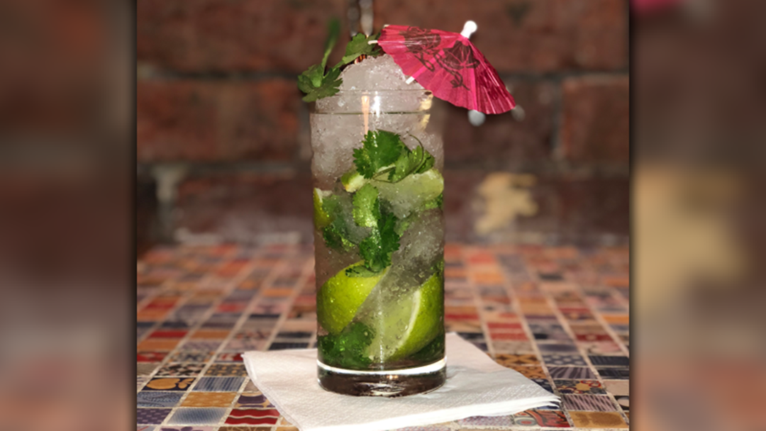 You Can Get Coriander Mojitos In Melbourne Because It's The Scariest Herb Of All