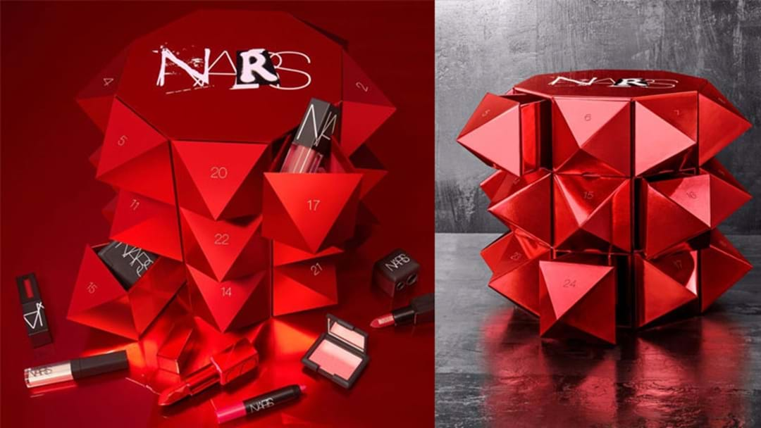 This 'NARS' Advent Calendar Is A Makeup Lovers DREAM