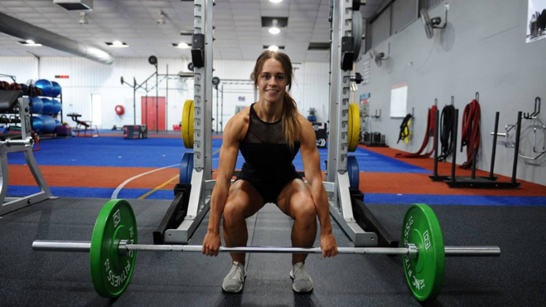 Local Girl Erin White Will Be Competing In The WFF World Championships In LA