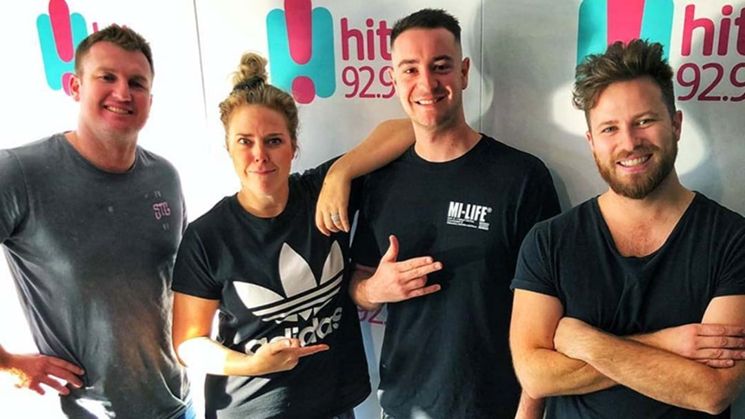 The Moment Perth Rapper Macshane Heard His Song On Radio For The First Time!