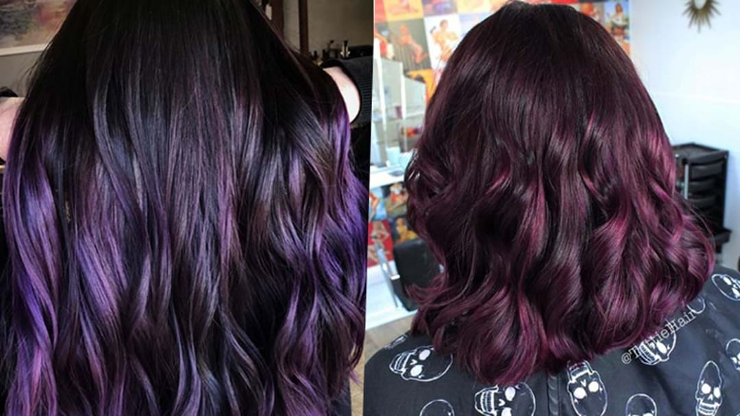 Blackberry Hair Is The PERFECT Trend For Brunettes
