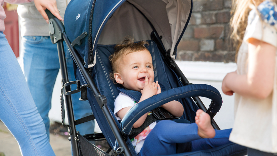 Children Injured From Falling Out Of Prams