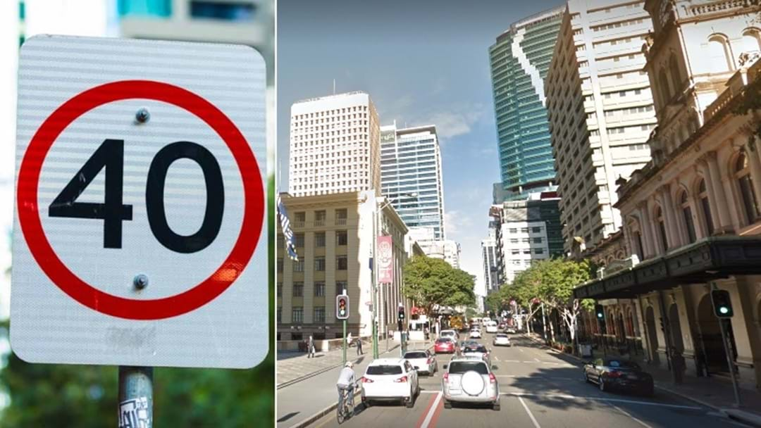 Speed Limit Dropped To 40km/hr On CBD Section Of Ann Street