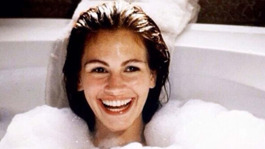 A Bath Makes You Happier Than Going For A Run, So Make Some Bubbles!