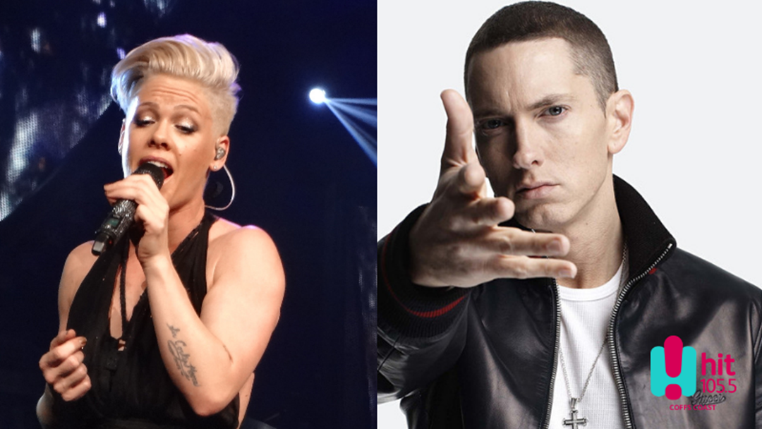 P!nk admitted to sending a drunken email to Eminem!