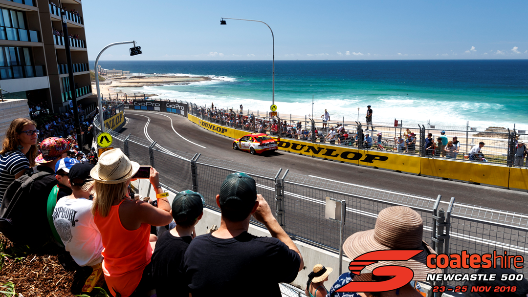 Buckle Up! The Supercars Are Coming To Newcastle!