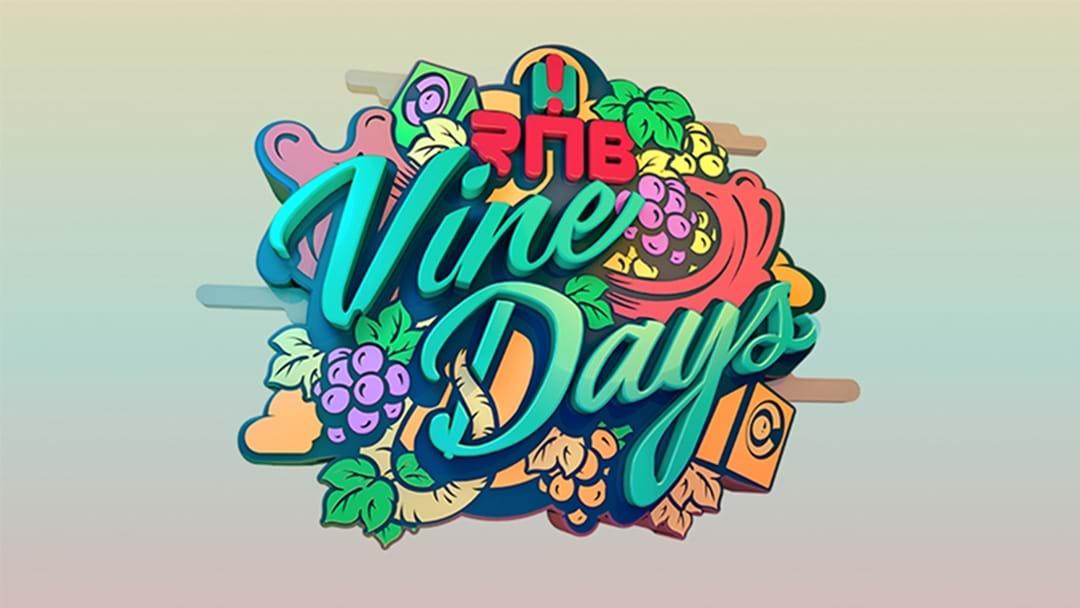 Get Your RNB Vine Days Pre-Sale Password Here!