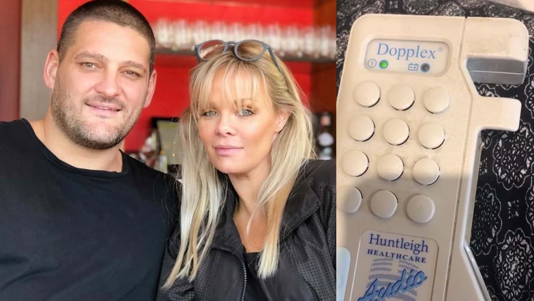 """""""What A Beautiful Heartbeat!!"""" Brendan Fevola Reveals Audio Of His Baby's Heartbeat"""