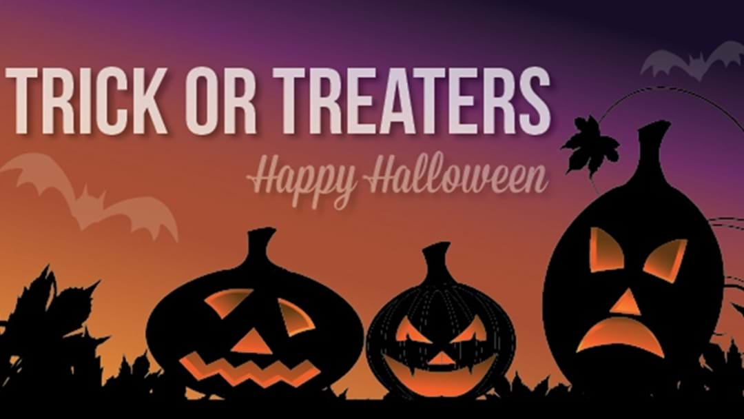 Knock, knock - Trick or Treat!!?