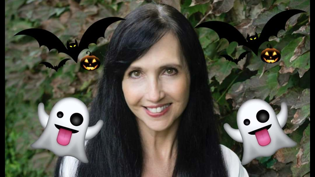 Psy-chick Alison Maiden explains why more freaky events happen around Halloween