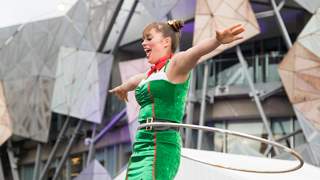 Federation Square Is Getting A Christmas Concert & There Will Be FREE CHOCOLATE