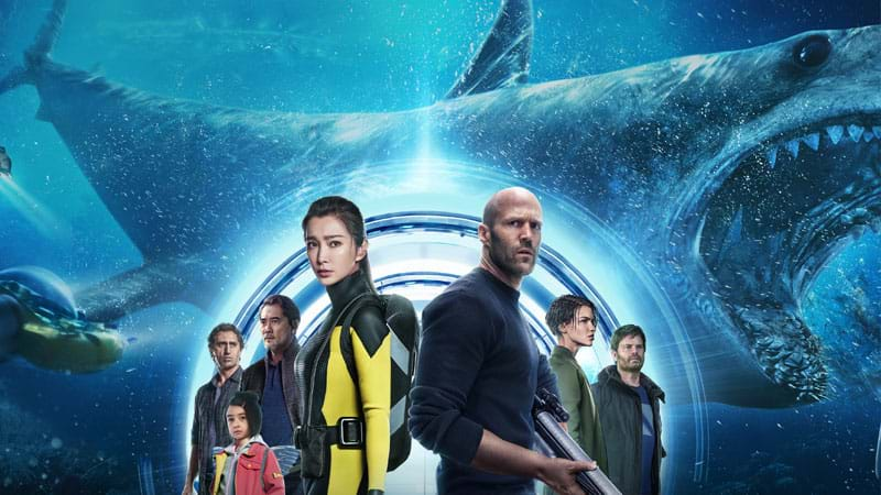 Article heading image for 'The Meg' Is Getting A Sequel So You'll Be Scared Of The Beach Forever