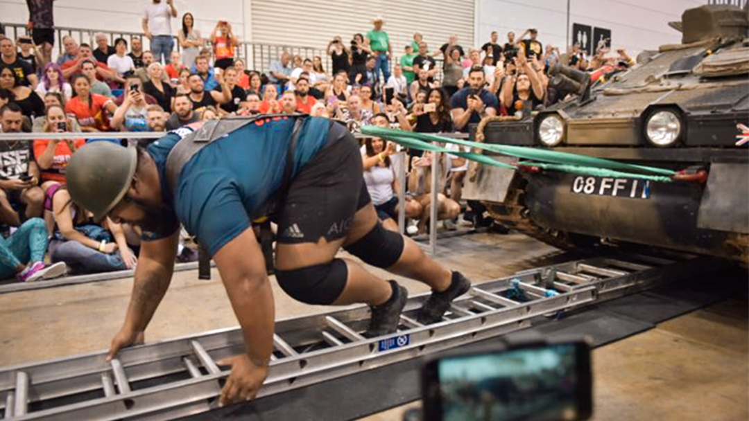 The Worlds Strongest Man Competition Could Be Coming To The Coast In 2020!