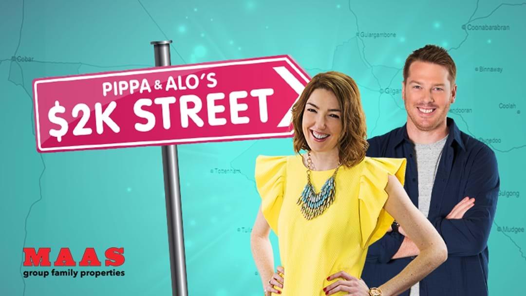 Pippa & Alo's $2K Street