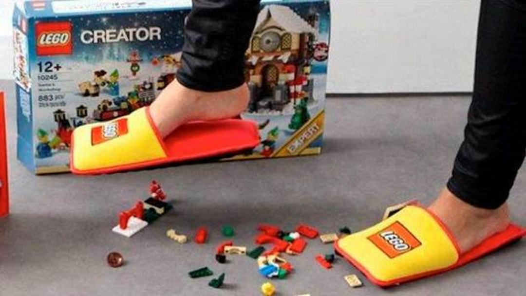 A Student LEGO Comp Is Happening In Townsville, Just Don't Stand On Any