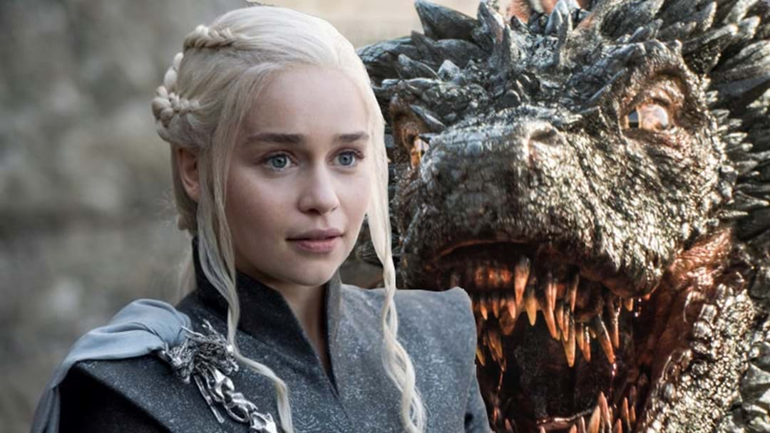 Here Is The First Official Photo From The Final Game Of Thrones Season