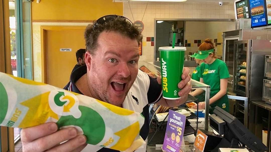 Cosi Is Handing Out Free Subway Sandwiches Today!