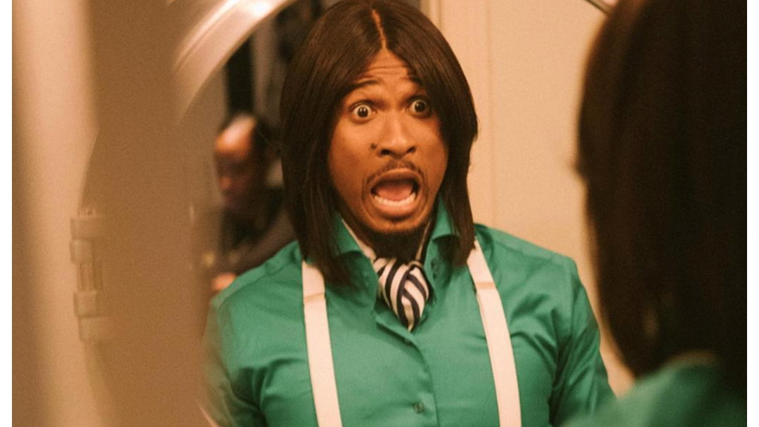 Usher Dressed As Andre 3000 In 'Hey Ya' Is Our Early 00's Dream Come True