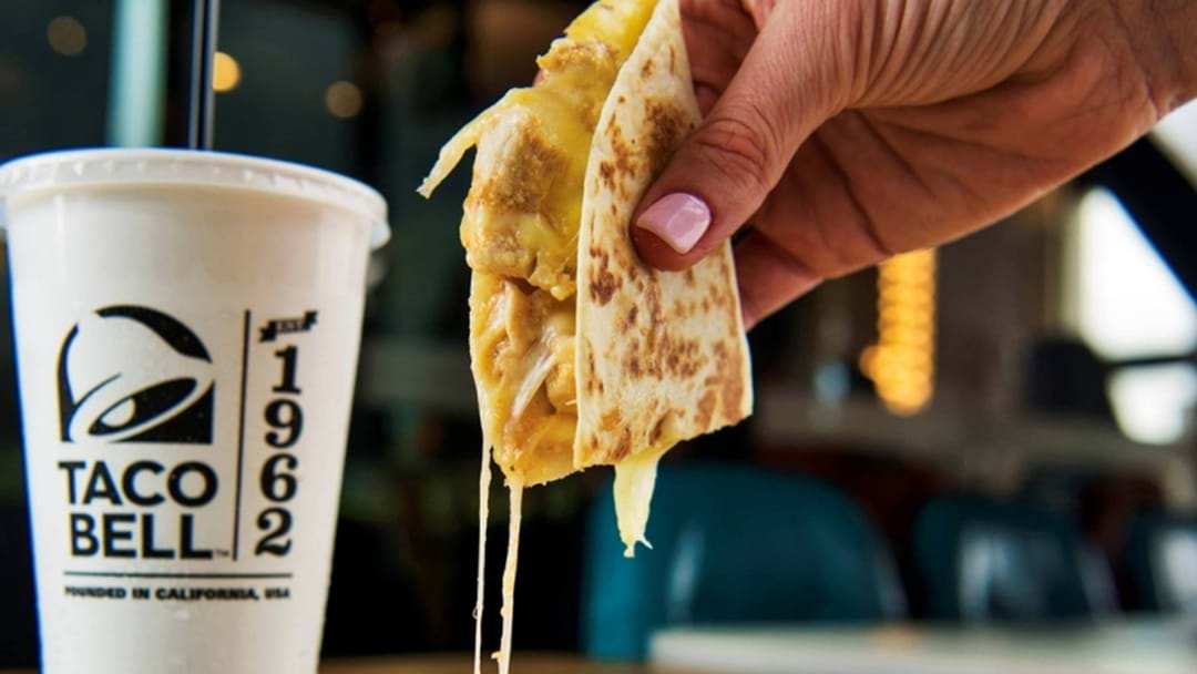 OMG! Taco Bell Is Opening On The Gold Coast Tomorrow!!!