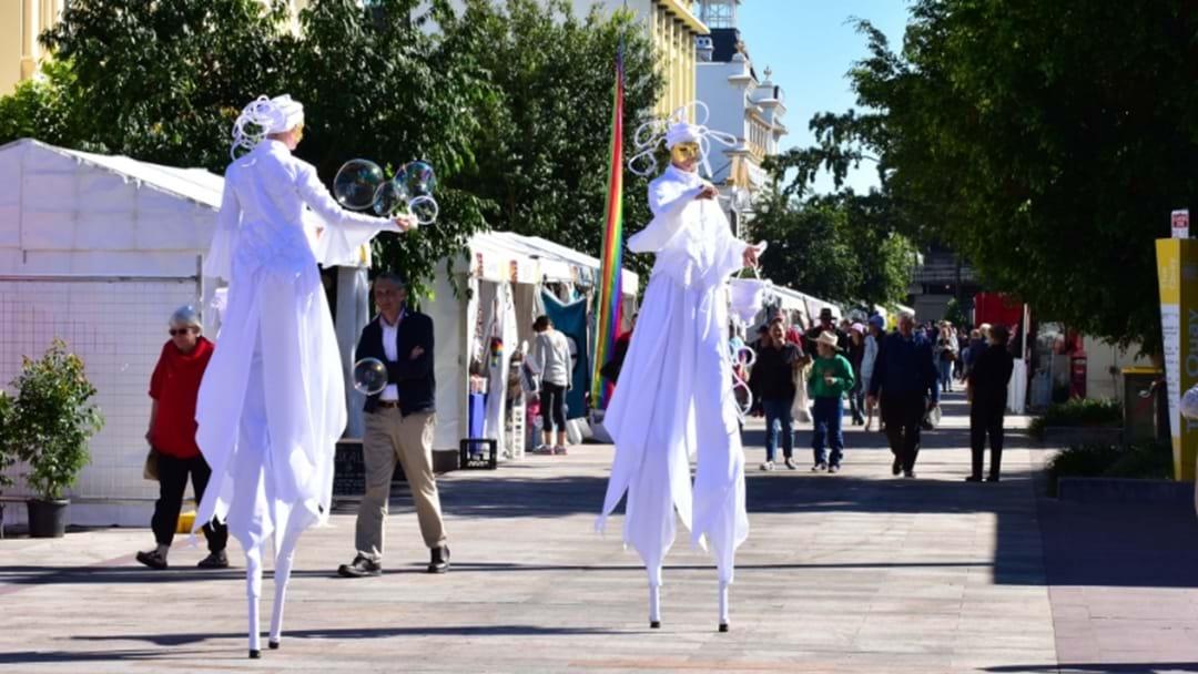 2018 Rockhampton River Festival Huge Success