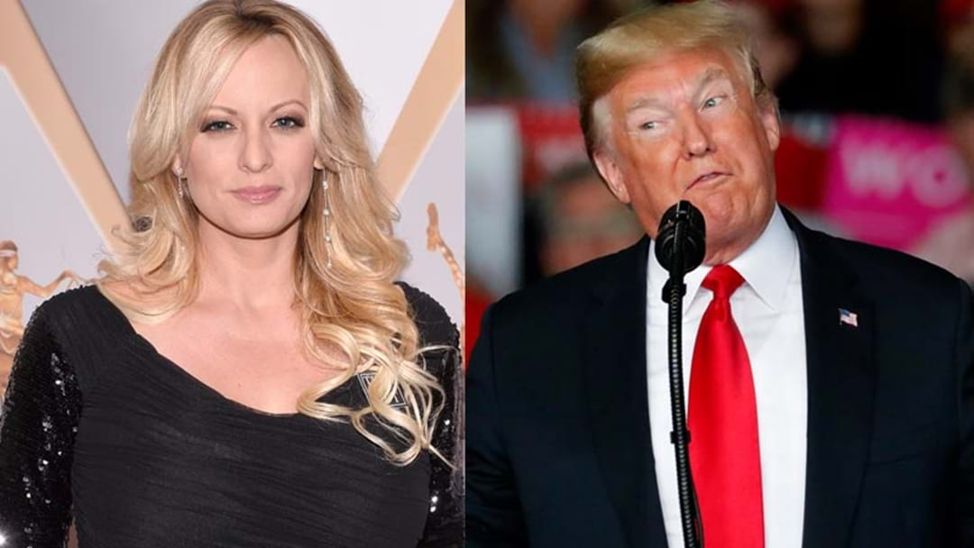 Stormy Daniels Says That Donald Trump DOES Use Fake Tan