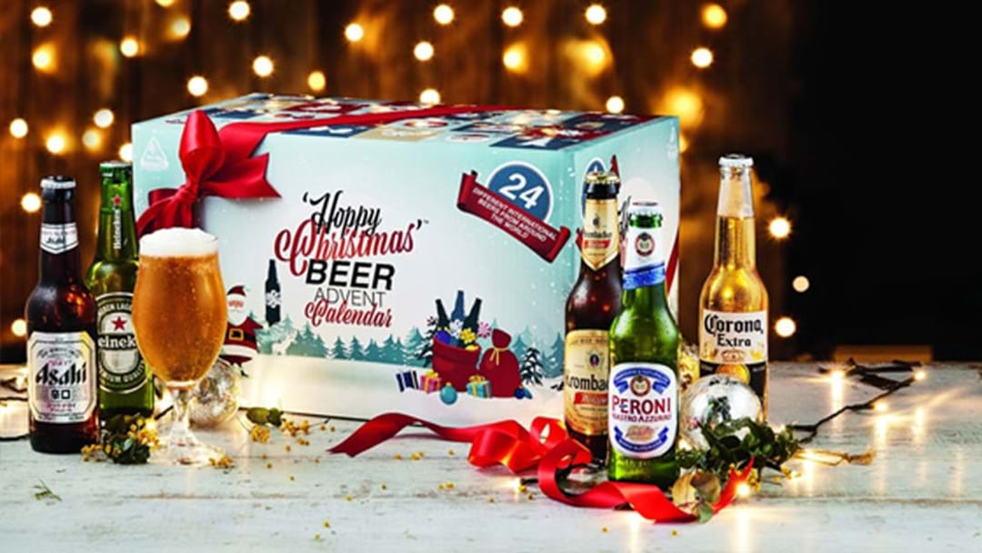 ALDI Has CHEAP Wine & Beer Advent Calendars Just In Time For Christmas!