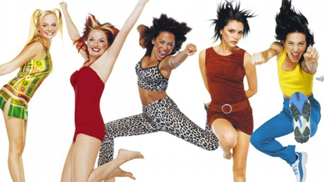The First Official Pic Of The SPICE GIRLS Reunited Has Appeared Online