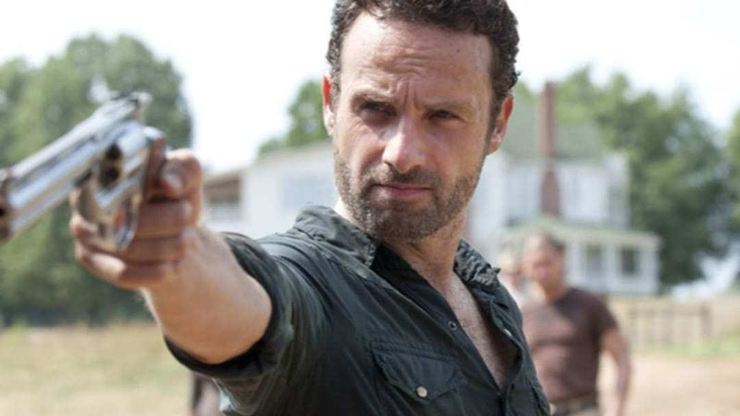 Three 'Walking Dead' MOVIES Are Coming, So Don't Say Bye To Rick Just Yet!