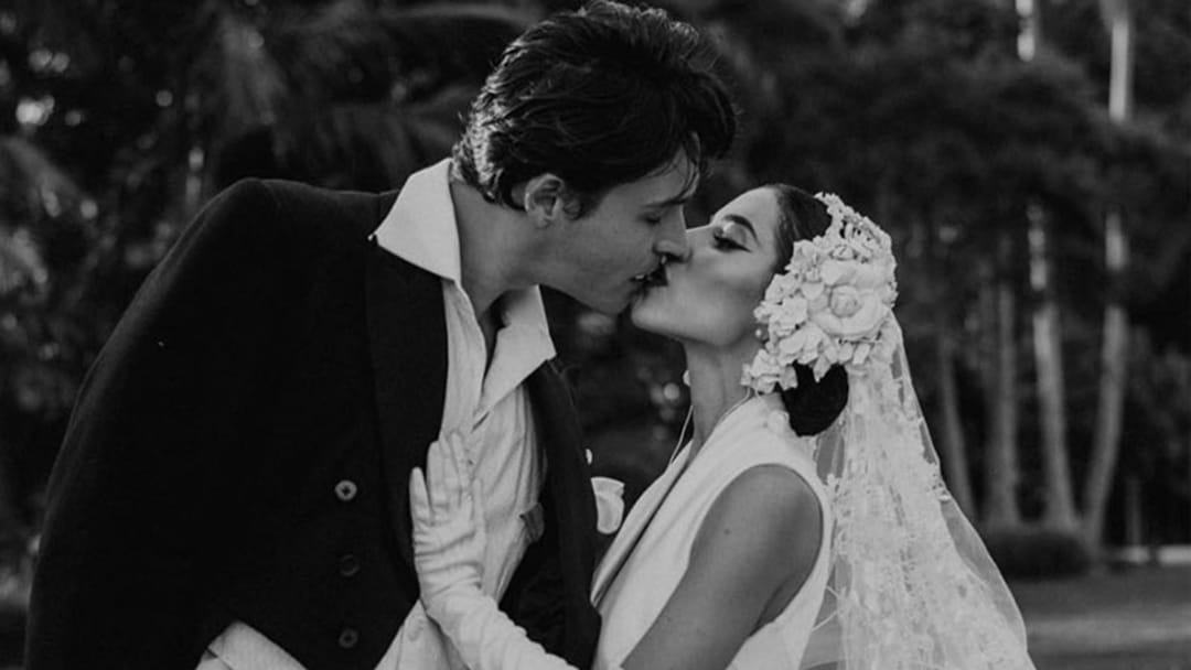 The Veronicas' Lisa Got Married & The First Pics Are MAGICAL