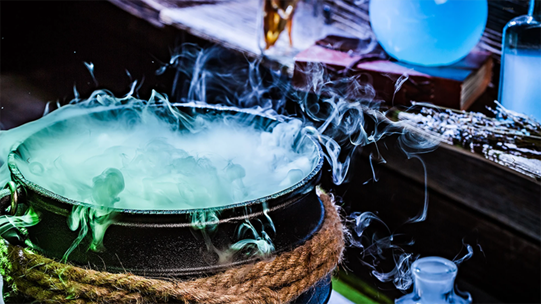 This Melbourne Pop-Up Bar Will Immediately Transport You To Snape's Potions Class