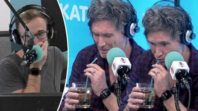 Hughesy Shocked Us By Drinking THIS!