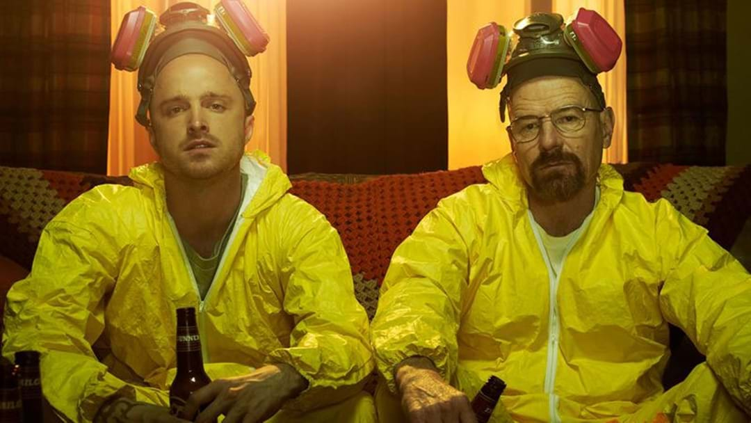 A 'Breaking Bad' Movie Is On The Way To Cure Your Withdrawals