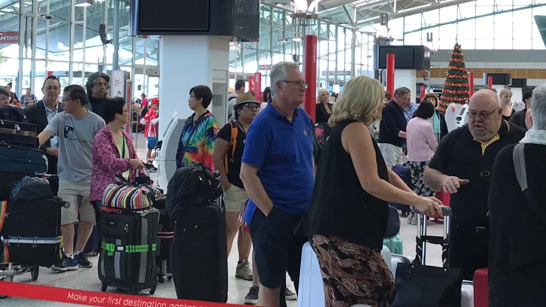 Delays At Sydney Airport With Qantas Terminal Power Outage