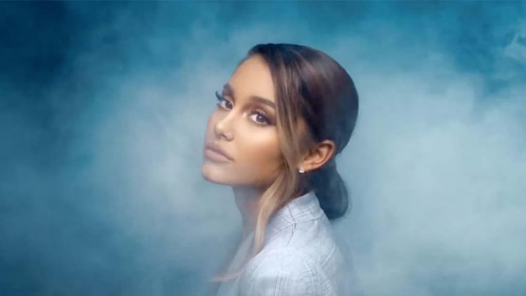 Ariana Grande's Breathin' Video Will 10/10 Help Calm Your Anxiety