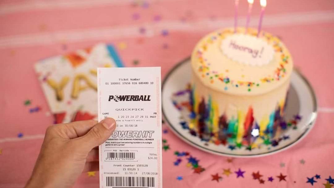"""Is this a joke?"": Gold Coast man wins $60M Powerball jackpot"