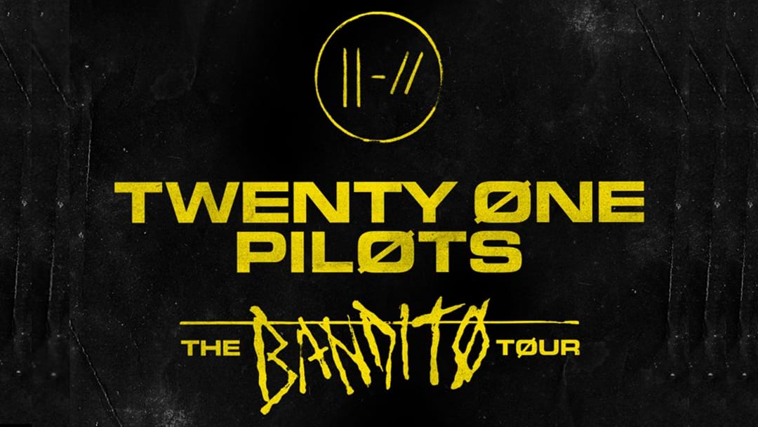 Win Twenty One Pilots Tickets with Danny Lakey