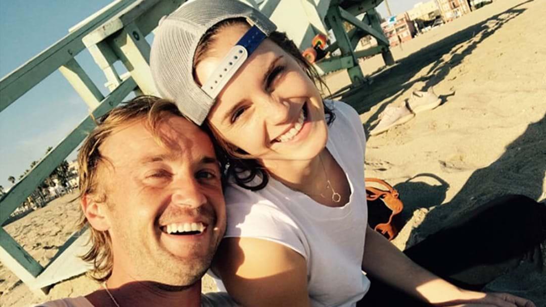 Emma Watson & Tom Felton Post Cute Videos Together Like BFFs Who Should Be More