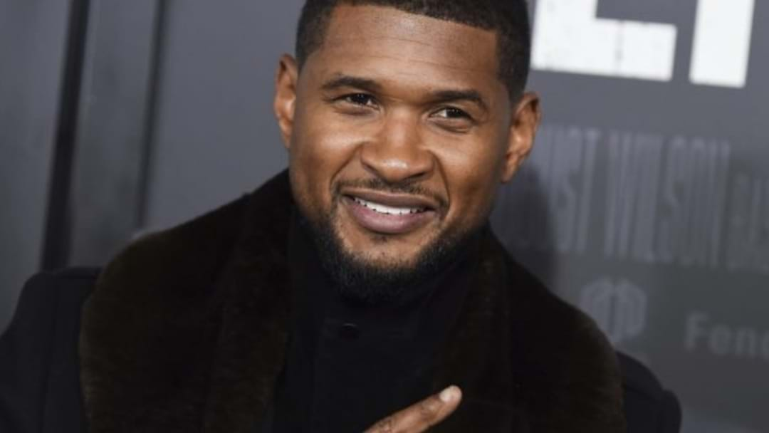Alo Has An EXCLUSIVE One-On-One With Usher!!!