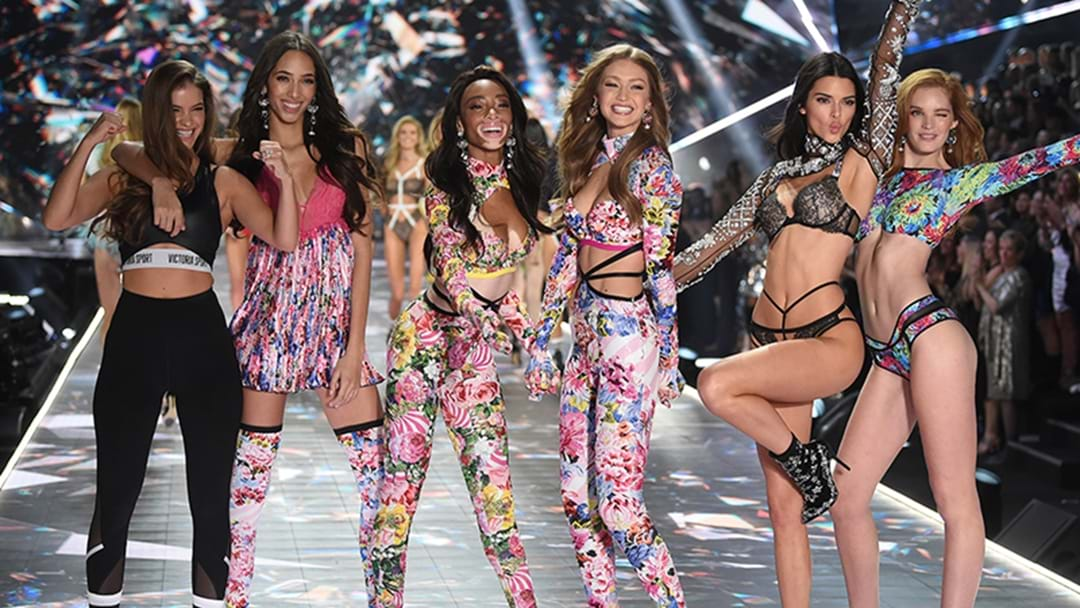 Here's What Went Down At This Year's Victoria's Secret Show