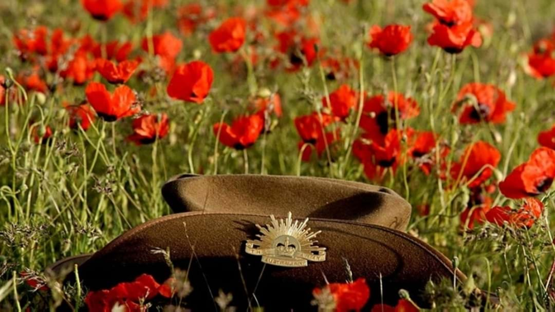 Here Are The Remembrance Day Services Happening Around Mackay This Sunday