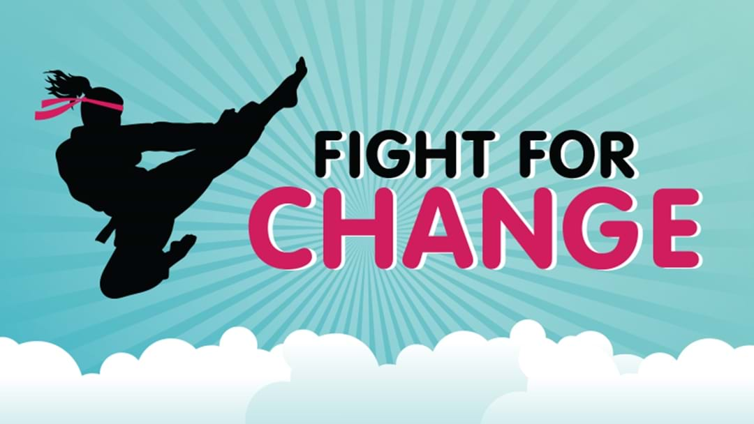 Hit's Fight For Change