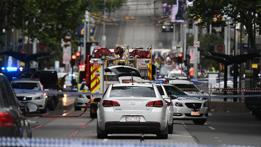 UPDATE: Bourke Street Incident Being Treated As A Terror Attack