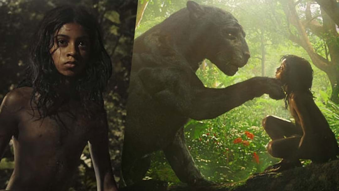 The NEW Trailer For Netflix's 'Mowgli: Legend Of The Jungle' Looks Amazing!
